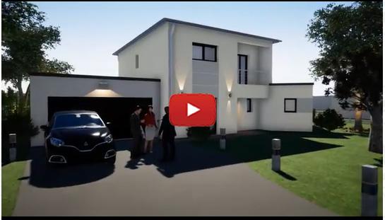 Maison étage 120m² 4 chambres à Couzeix